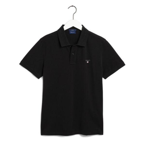 GANT Original Piqué Polo Shirt black