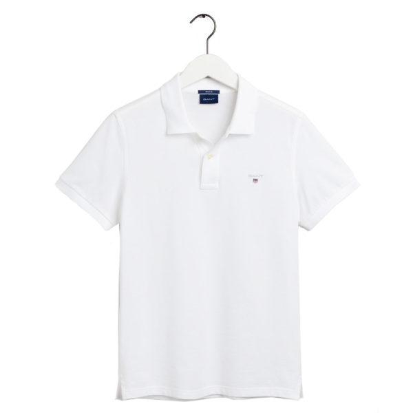 GANT Original Pique Polo Shirt whitea