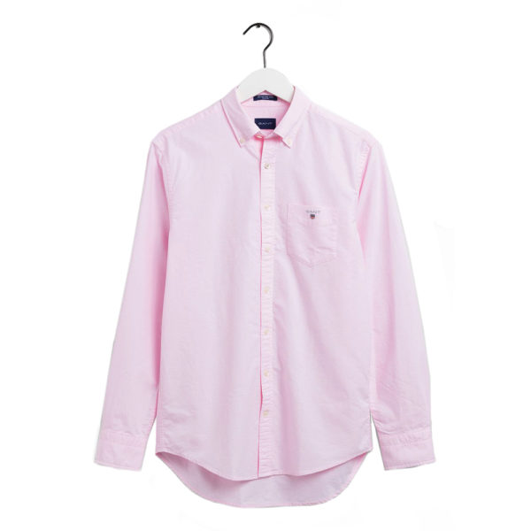 GANT Regular Fit Oxford Shirt P pink1