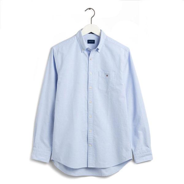 GANT Regular Fit Oxford Shirt blue