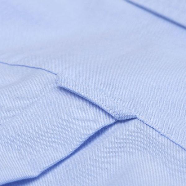 GANT Regular Fit Oxford Shirt blue3