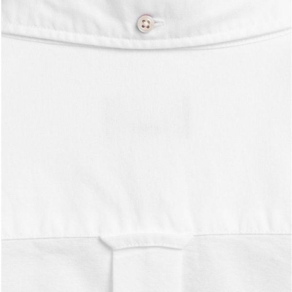 GANT Regular Fit Oxford Shirt white2