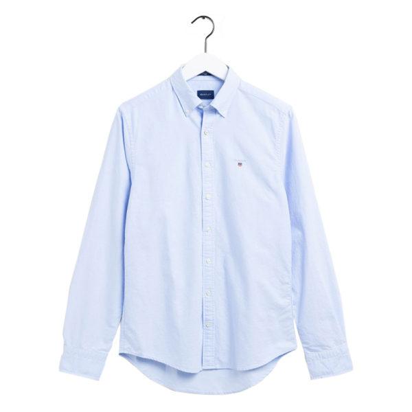 GANT Slim Fit Oxford Shirt light BLUE1