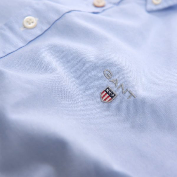 GANT Slim Fit Oxford Shirt light BLUE2