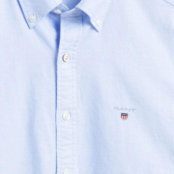 GANT Slim Fit Oxford Shirt light BLUE4