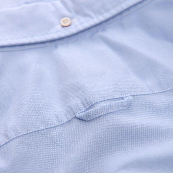 GANT Slim Fit Oxford Shirt light white BLUE