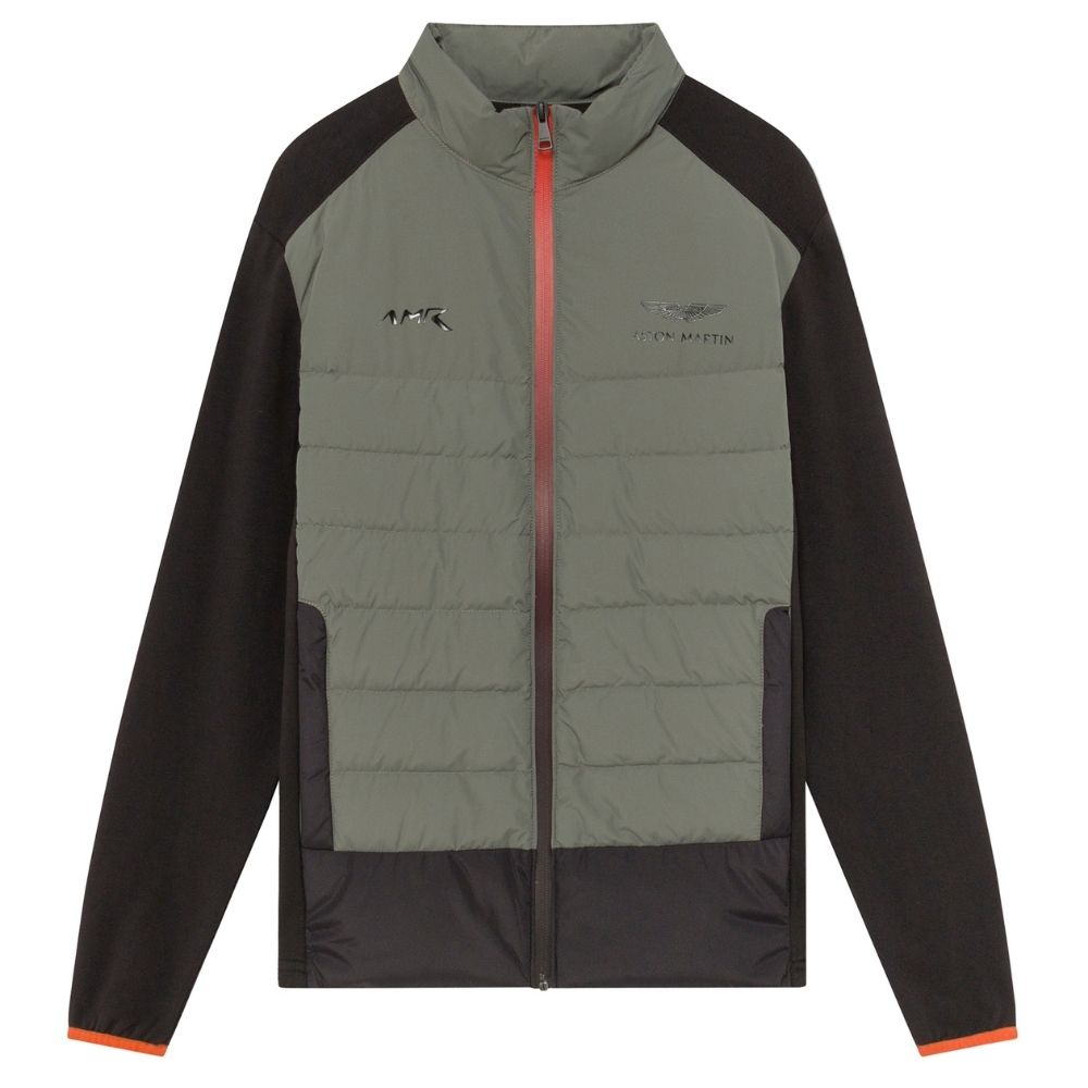 AMR front quilt jacket