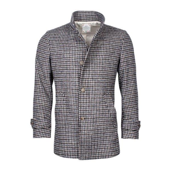 Giordano Blue jacket front