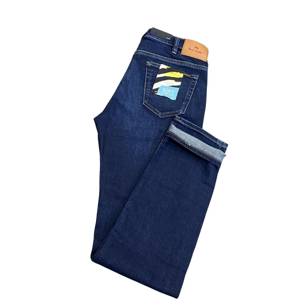 Paul Smith Tapered Jeans Soft Stretch 1