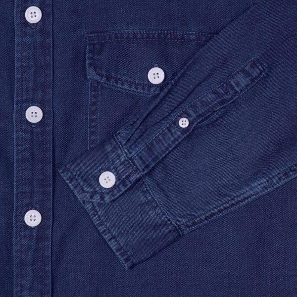 paul smith denim shirt cuff detail2