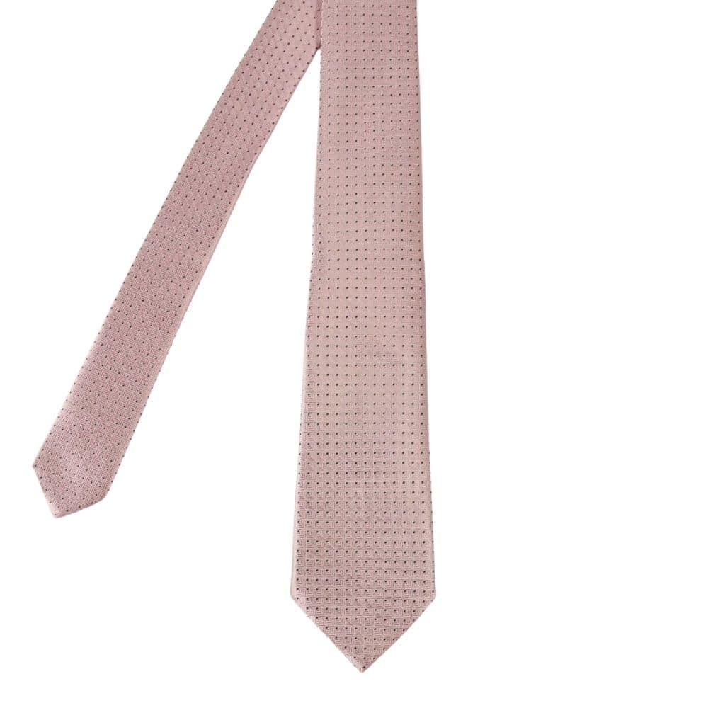 Armani squares tie