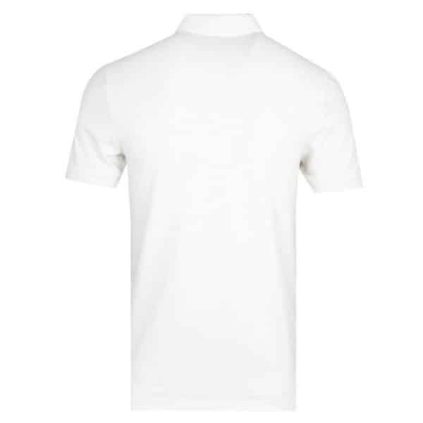 BOSS STRETCH POLO WHITE 1