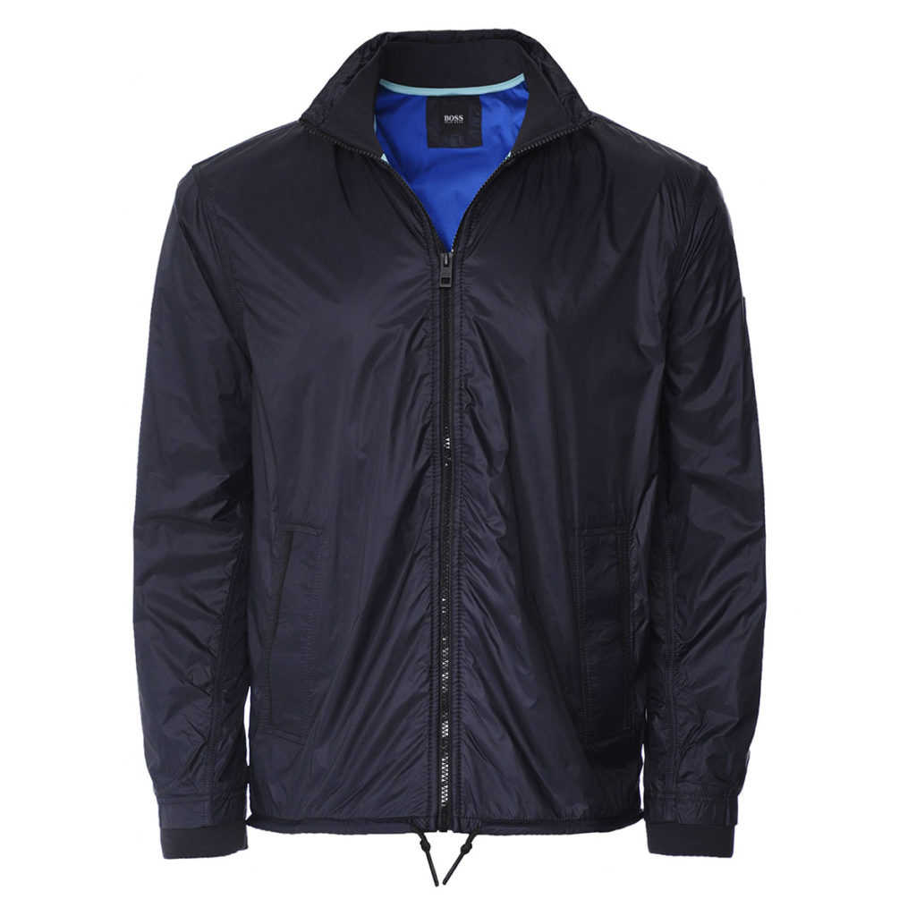 BOSS water repellent jacket