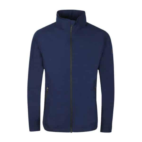 GANT The Coast Jacket Blue Front