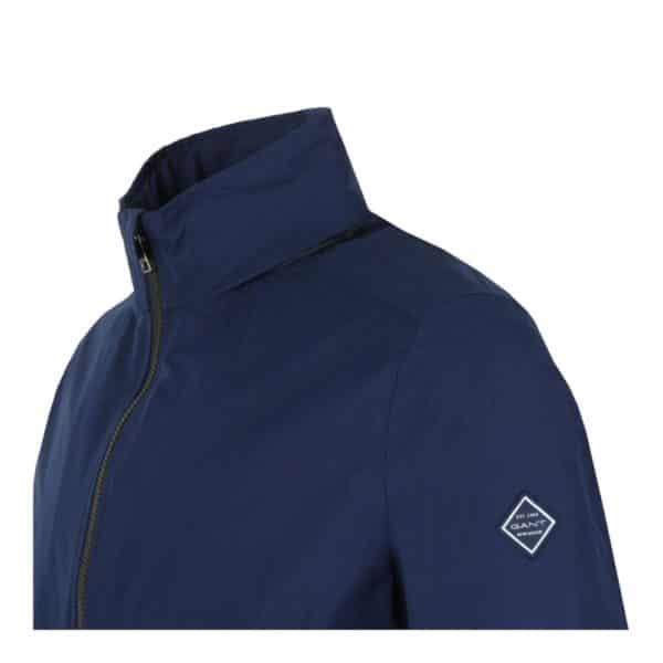 GANT The Coast Jacket Collar Blue