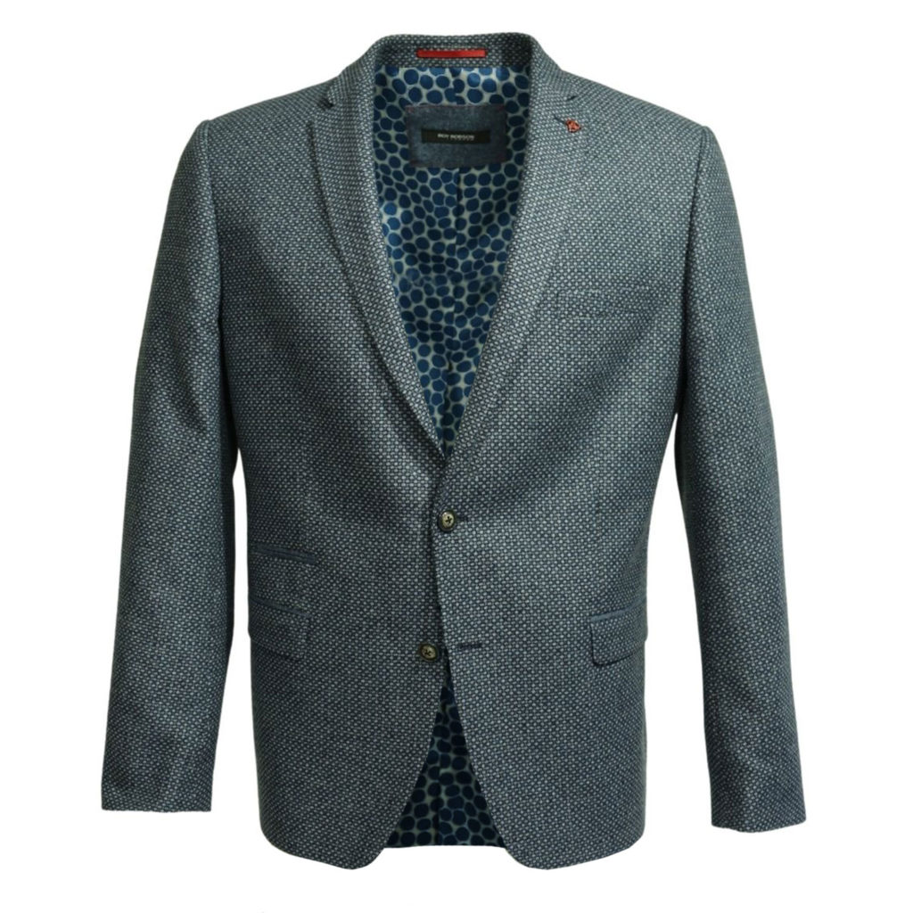 Roy Robson jacket textured front