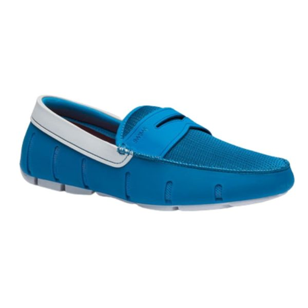 SWIMS BLUE LOAFER 1