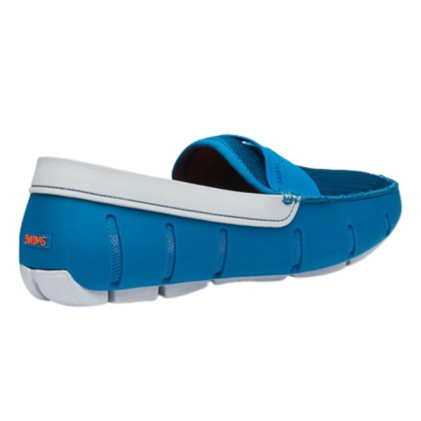 SWIMS BLUE LOAFER 2