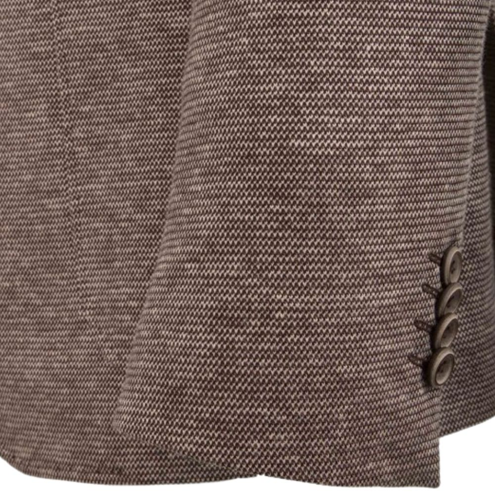 roy robson biege unstructured sleeve1