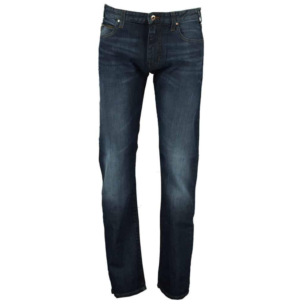 Armani Jeans J45 slim fit navy