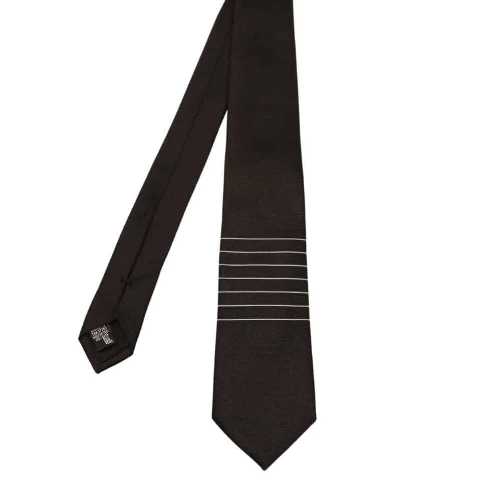 Armani Seven Stripe Tie 2