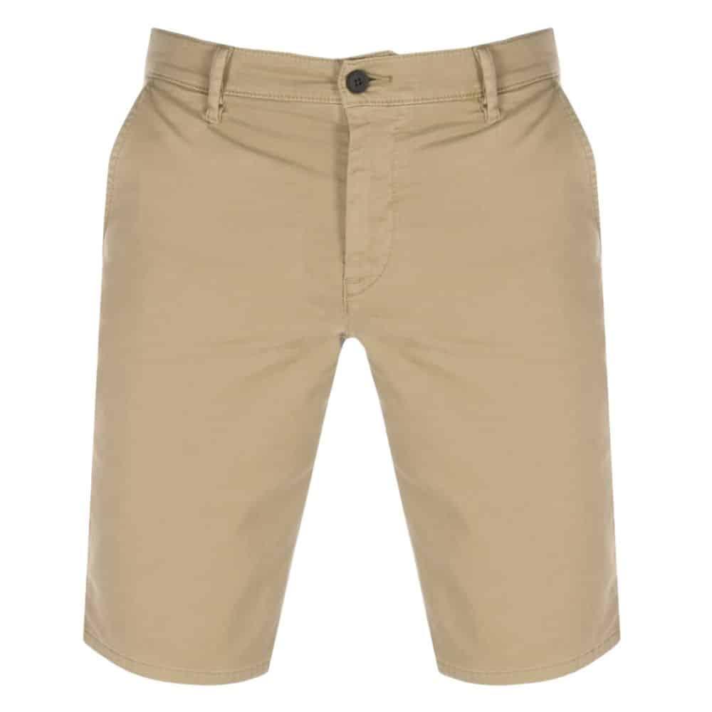 BOSS Schino Short Beige front