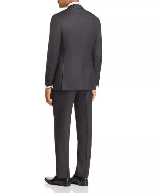 CANALI SUIT CHARCOAL 2