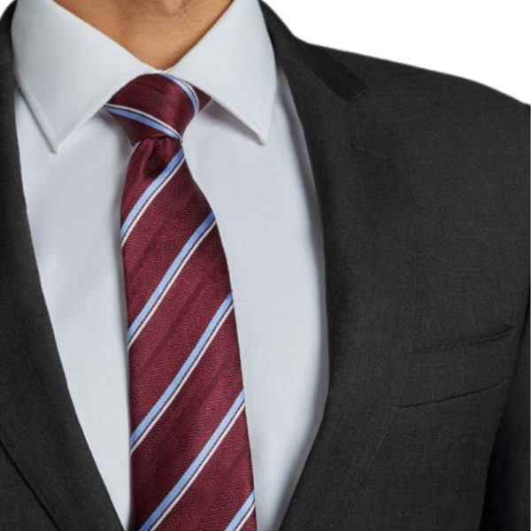 CANALI SUIT CHARCOAL 8