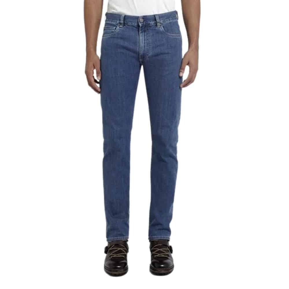 Canali c pockets jeans