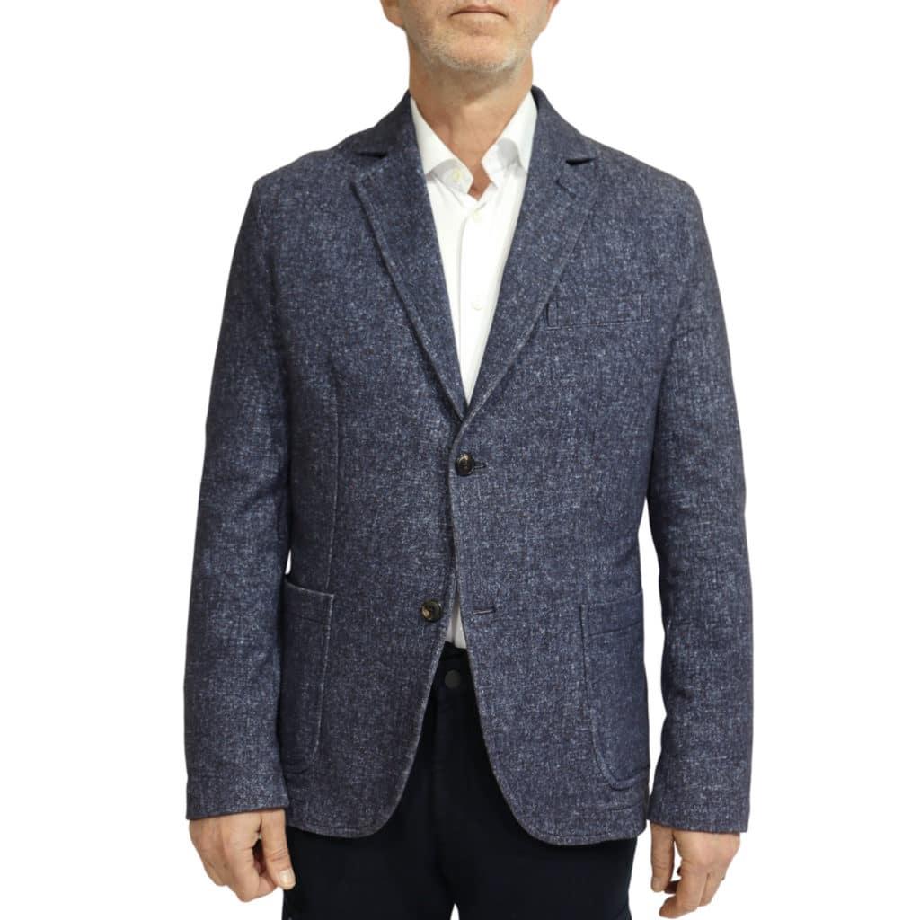 Circolo blazer jacket front