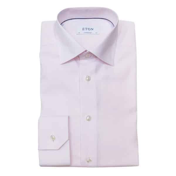 Eton shirt pink