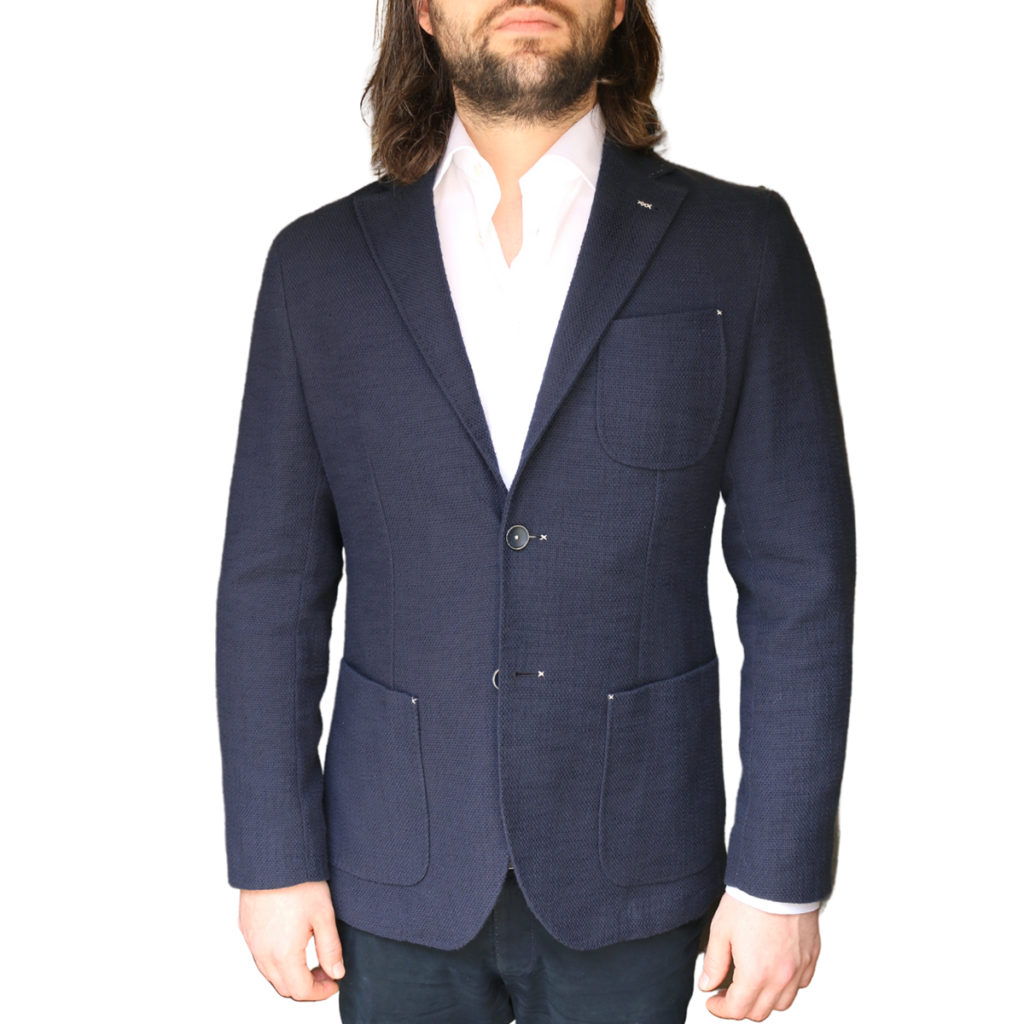 Holland esquire jacket navy