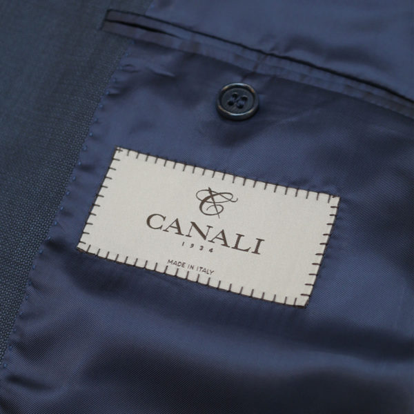 canali suit lining 1
