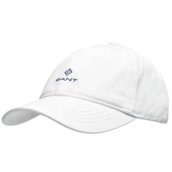 gant white cap 2