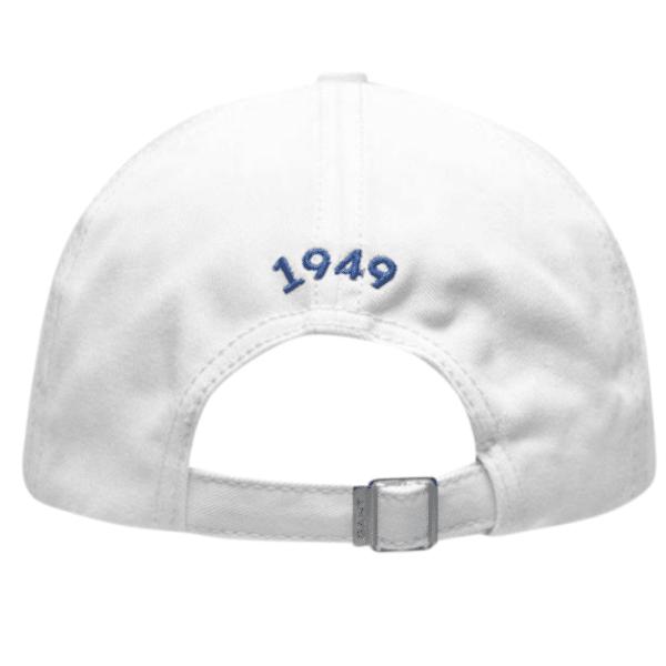 gant white cap