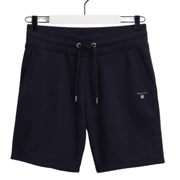 GANT Original Sweat Shorts in Navy front
