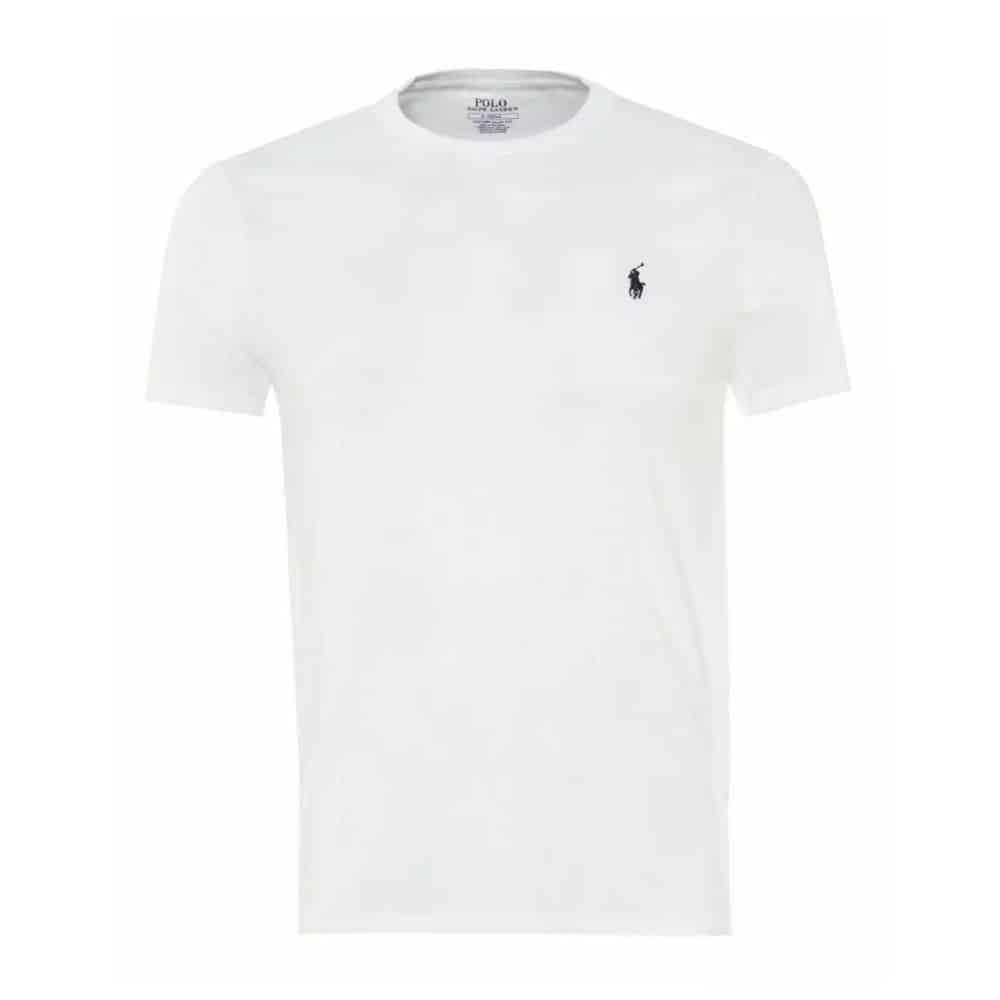 Polo Ralph Lauren T Shirt White