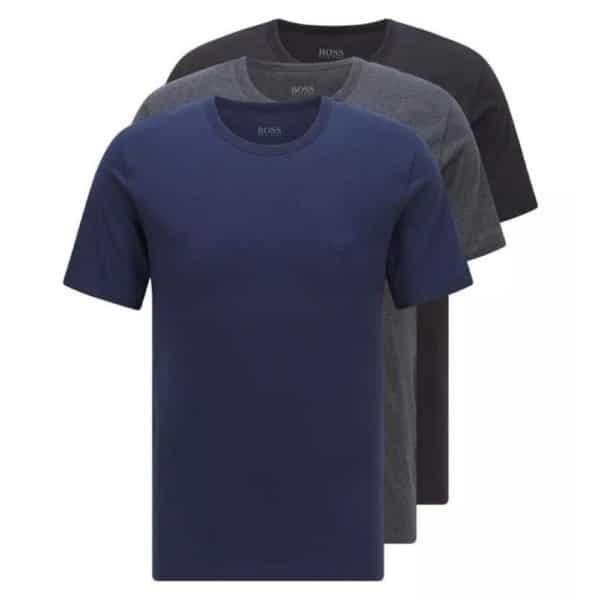 BOSS 3 Pack T Shirts