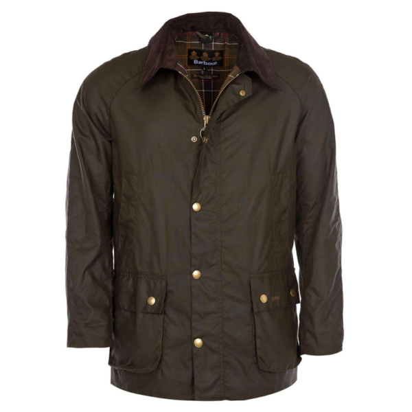 Barbour Ashby Wax Olive F