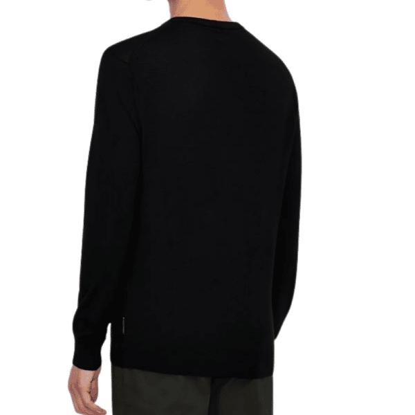 AX Black Pullover R