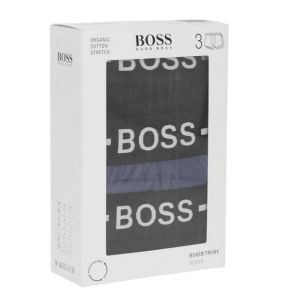 BOSS Boxer 3 pack