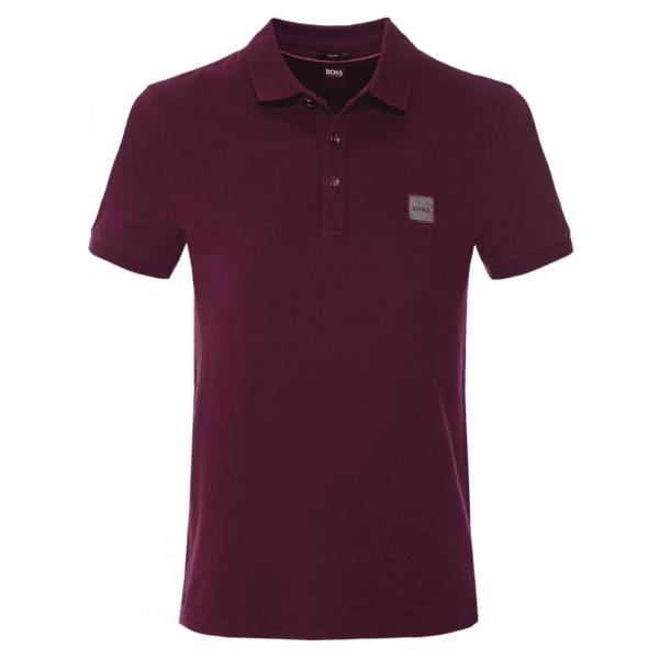 BOSS Purple Polo F