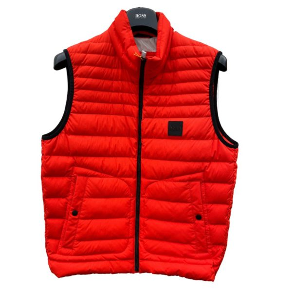 BOSS Red Gilet Front