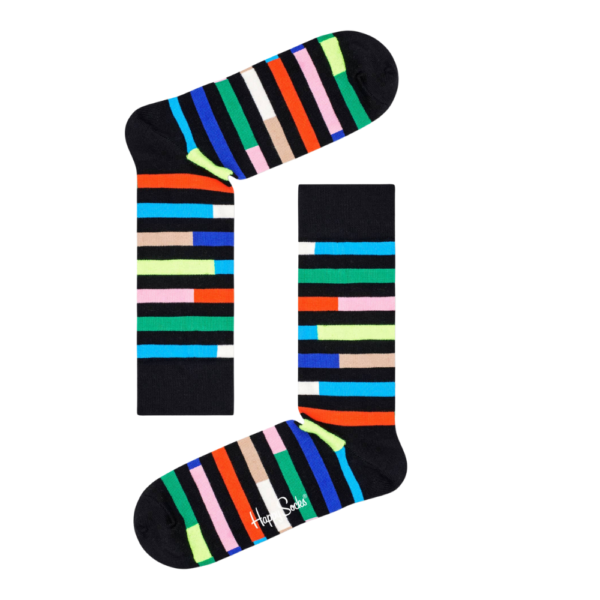 Happy Sock New Classic Blue