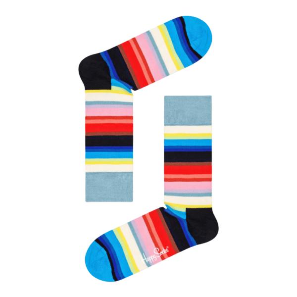 Happy Sock New Classic Stripe