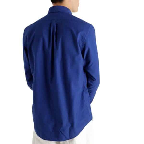 POLO RALPH LAUREN Blue OXFORD CUSTOM FIT SHIRT 1