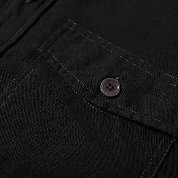 PS Black overshirt Pocket