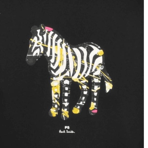 PS Zebra Sweatshirt Logo
