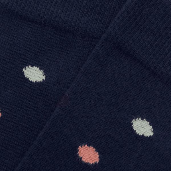 PS socks polka close up