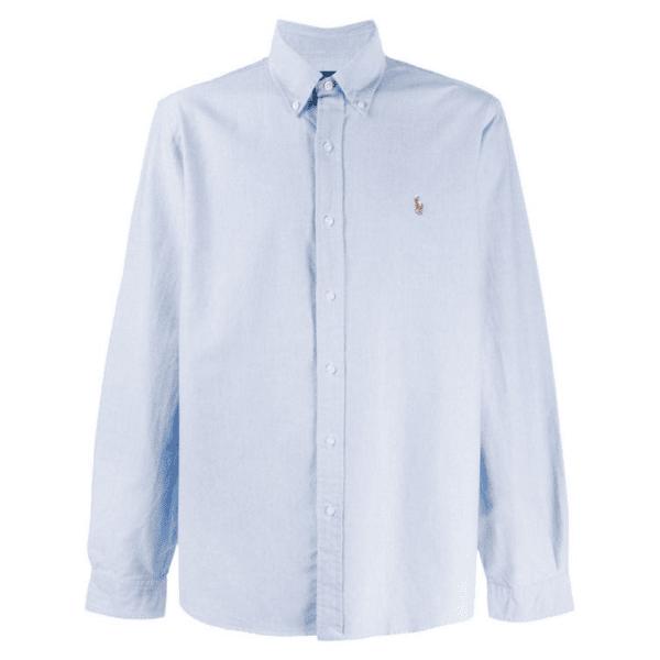 Ralph Blue Oxford Shirt F